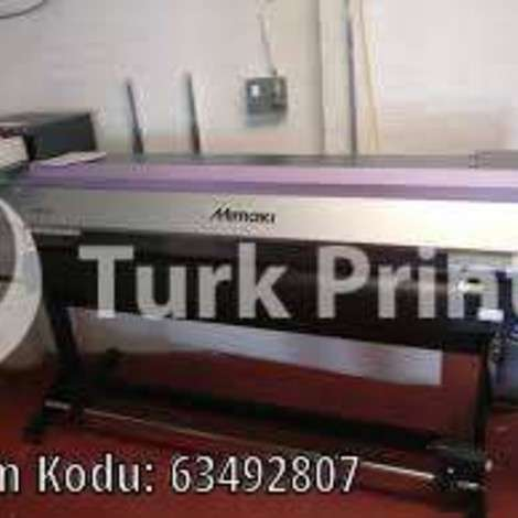 Used Mimaki JV33 160 Digital Printing Machine year of 2009 for sale, price 10500 TL C&F (Cost & Freight), at TurkPrinting in Digital Printing Machines