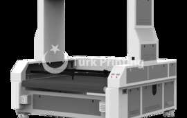 LARGE VISION LASER CUTTING MACHINE WITH TOP CAMERA AND AUTO FEEDING