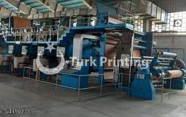 4 color 2 meter rotogravour printing width