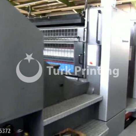 Used Heidelberg SM102-2P 2 year of 2002 for sale, price 140000 EUR C&F (Cost & Freight), at TurkPrinting in Used Offset Printing Machines