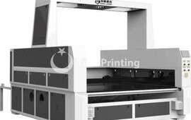 KD1816-SY Dijital Tekstil Kontur Lazer Kesim Makinesi