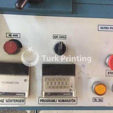Satılık ikinci el 2000 model Ultra harman pht 52-24 N 4500 EUR TürkPrinting'de! Harman Makinaları kategorisinde.