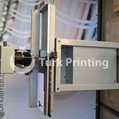 Satılık ikinci el 1986 model Nagel CITOBORMA 280 Kağıt Delme Matkabı 690 EUR EXW (Ex-Works) TürkPrinting'de! Kağıt Matkapları kategorisinde.