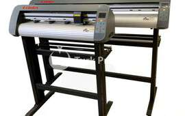 Plotter (Optical Eye) Contour cutting with camera system 74 cm