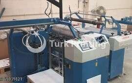 T 45 4 +4 P Kağıt Katlama Makinası