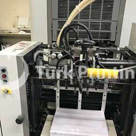 Used Sakurai Oliver 258 EII Offset Printing Press year of 2004 for sale, price ask the owner, at TurkPrinting in Used Offset Printing Machines