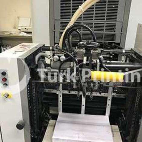 Satılık ikinci el 2004 model Sakurai Oliver 258 EII Ofset Bakı Makinesi fiyat sorunuz TürkPrinting'de! Ofset Baskı Makinaları kategorisinde.