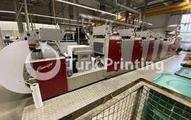 Concept Web Offset Printing Machine