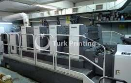 92IVH Offset Printing Machine For Sale