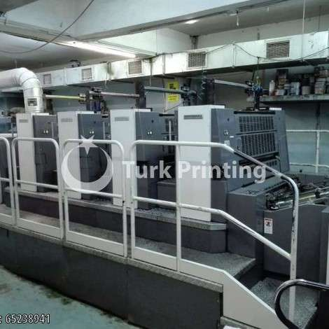 Used SHINOHARA 92IVH Offset Printing Machine year of 2011 for sale, price ask the owner, at TurkPrinting in SheetFed Offset Printing Machines