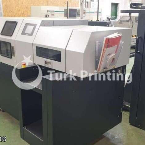 Used Horizon HT 30C Three edge trimmer year of 2019 for sale, price ask the owner, at TurkPrinting in Three Knife Trimmers
