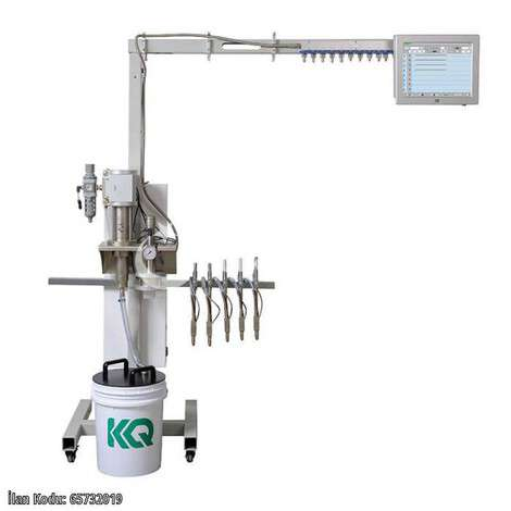 Satılık sıfır 2021 model KQ Keqi KPM-PJ-V28 Çok kanallı soğuk tutkal uygulama sistemi fiyat sorunuz TürkPrinting'de! Diğer Kağıt / Karton Ambalaj ve Dönüştürme kategorisinde.