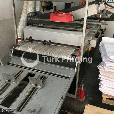 Satılık ikinci el 2014 model Şen Serigrafi Lak makinası 2014 fiyat sorunuz TürkPrinting'de! Serigrafi (Elek) Baskı Makinaları kategorisinde.