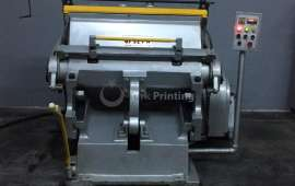 80X110cm Die Cutter For Sale