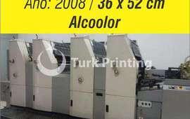 B452 4 Renkli Ofset Baskı Makinası