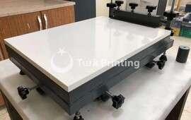 Manual Screen Printing Machine, Screen Printing Bench, Fine Tuned