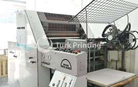 202 Two Colors Offset Printing Press, VERY CLEAN