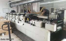 viva 300 Etiket baskı makinası