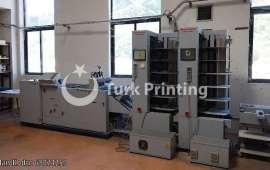 VAC-60H kitapçık yapımı / harman Makinesi