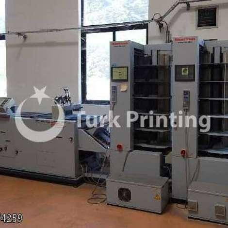 Satılık ikinci el 2011 model Horizon VAC-60H kitapçık yapımı / harman Makinesi fiyat sorunuz TürkPrinting'de! Kitapçık Yapımı kategorisinde.