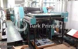604 Offset Printing Press