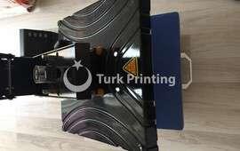 Professional A4 Automatic 38x38 Flat Heat Transfer Printing Press