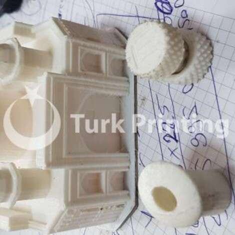 Used Makerbot Replikatör2 and Mini year of 2018 for sale, price 13000 TL FOT (Free On Truck), at TurkPrinting in 3D Printer