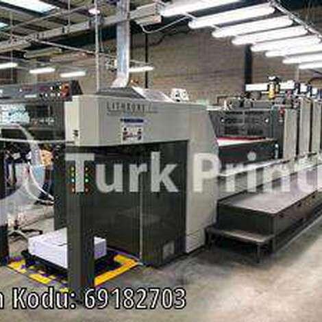 Satılık ikinci el 2011 model Komori LS-429 + LX2 (H modeli) fiyat sorunuz TürkPrinting'de! Ofset Baskı Makinaları kategorisinde.