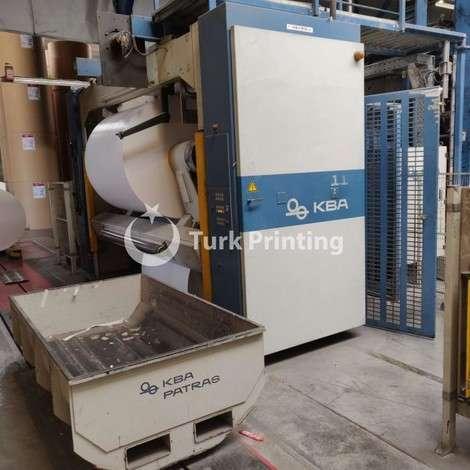 Satılık ikinci el 2007 model KBA Koenig & Bauer Compacta C 408 - Heatset Web Ofset- 32/40 Sayfa 1250000 EUR EXW (Ex-Works) TürkPrinting'de! Heatset Web Ofset Baskı Makinaları kategorisinde.