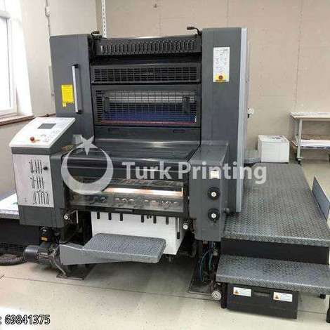 Used Heidelberg SM 74 – 2 P - 2004 year of 2004 for sale, price 85000 EUR CIF (Cost Insurance Freight), at TurkPrinting in Used Offset Printing Machines