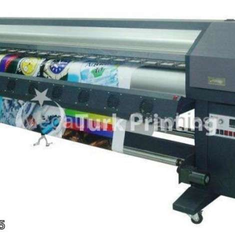 Used Wit-Color Ultra 720 (220 cm) Digital Printing Machine year of 2014 for sale, price ask the owner, at TurkPrinting in Large Format Digital Printers and Cutters (Plotter)