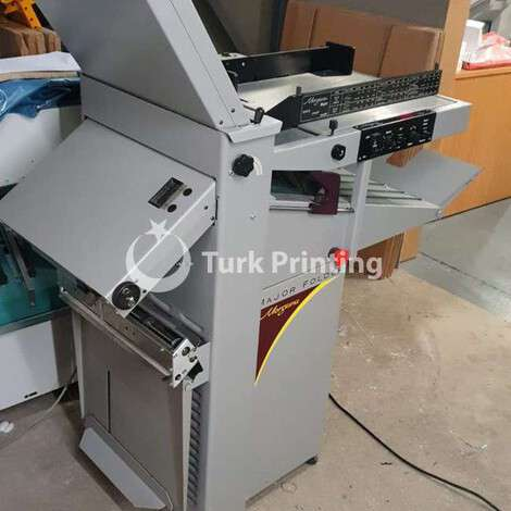Used Morgana Major Paper Folder year of 2004 for sale, price ask the owner, at TurkPrinting in Folding Machines