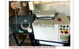 360 Auto Install Spiral Inserting Machine (binding)