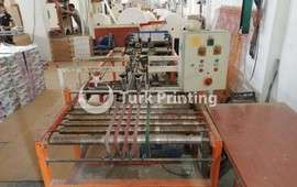 Single Point Box Folding Gluing Machine