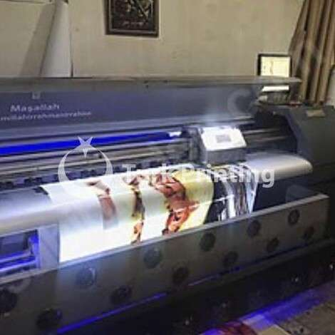 Used challenger 320 8 Head Digital Printing Machine year of 2012 for sale, price 18000 TL, at TurkPrinting in Large Format Digital Printers and Cutters (Plotter)