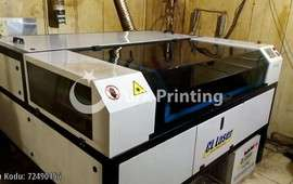 140 * 100cm 150 watt Laser Cutting Machine