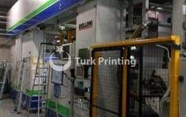 Magiflex Gearless 8 Flexo printing machine