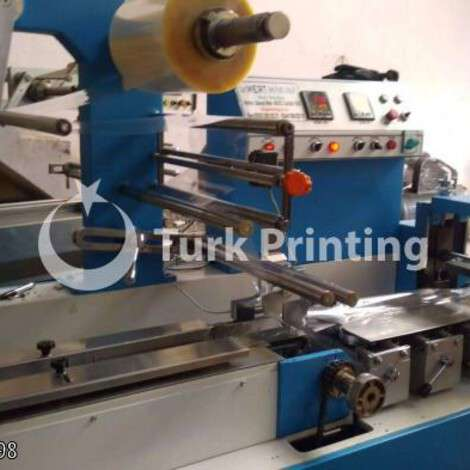 New Mert Makina ROLL BREAD PACKAGING MACHINE year of 2020 for sale, price 52000 TL FOT (Free On Truck), at TurkPrinting in Flowpack - Flow Wrapping - HFFS
