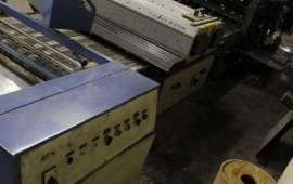 SORS with UV Laque Machine