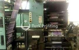 Forta 660, 4+4 Web Press