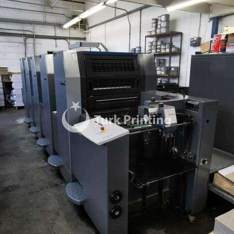 Satılık ikinci el 2003 model Heidelberg SM52-5P3 fiyat sorunuz TürkPrinting'de! Ofset Baskı Makinaları kategorisinde.