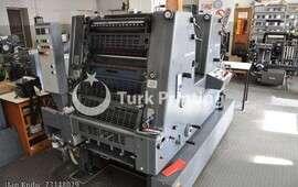 GTO 52 ZP 2 color Printing Press