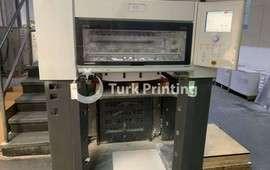 SpeedMaster SM74-4-H offset printing press