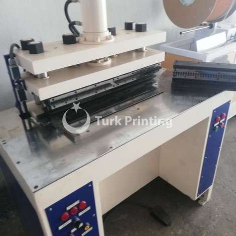 Used SPC Coil binding machine year of 2008 for sale, price 75000 TL, at TurkPrinting in Wire and Spiral Machines