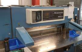 115 MCS-2 TV Paper Cutting Machine