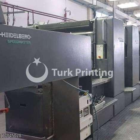 Satılık ikinci el 1999 model Heidelberg SM 102 VP TABAKA OFSET BASKI MAKİNASI 16500000 TL TürkPrinting'de! Ofset Baskı Makinaları kategorisinde.