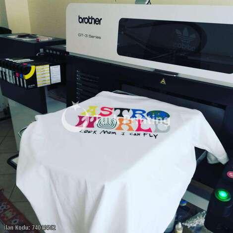 Satılık ikinci el 2017 model Brother GT3 Tişört Baskı Makinesi 85000 TL TürkPrinting'de! Tişört Baskı Makinesi (DTG) kategorisinde.