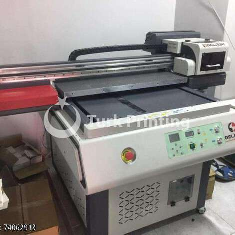 Used Other (Diğer) UV Printing Machine 60x90 cm year of 2013 for sale, price ask the owner, at TurkPrinting in UV Printer (Flatbed Machines)