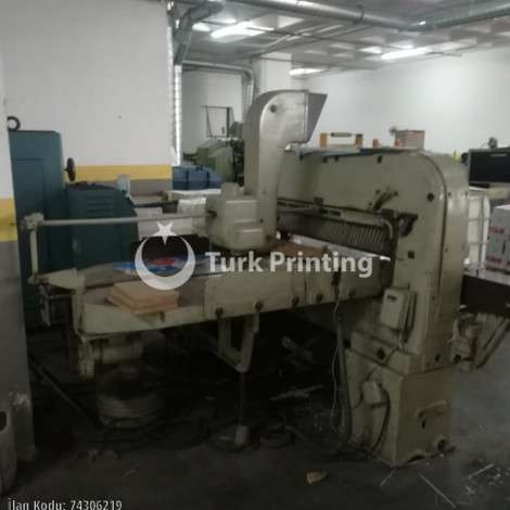 Used Polar 115 cm Paper Cutter year of 1999 for sale, price 25000 TL EXW (Ex-Works), at TurkPrinting in Paper Cutters - Guillotines