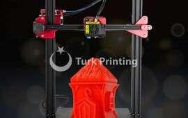 10s PRO 3D yazıcı